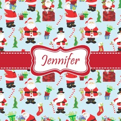 Santas w/ Presents
