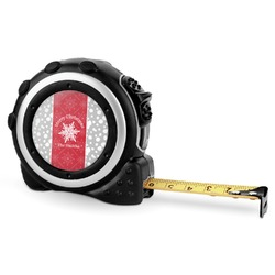 Snowflakes Tape Measure - 16 Ft (Personalized)