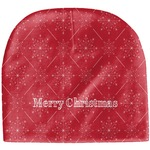 Snowflakes Baby Hat (Beanie) (Personalized)