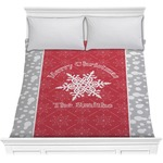 Snowflakes Comforter (Personalized)