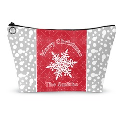 Snowflakes Makeup Bags (Personalized)