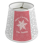 Snowflakes Empire Lamp Shade (Personalized)