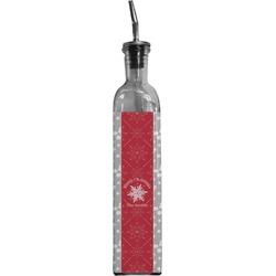 Snowflakes Oil Dispenser Bottle (Personalized)