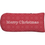Snowflakes Putter Cover (Personalized)