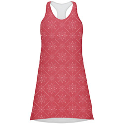 Snowflakes Racerback Dress (Personalized)