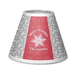 Snowflakes Chandelier Lamp Shade (Personalized)