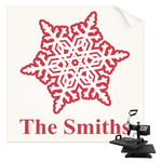 Snowflakes Sublimation Transfer (Personalized)