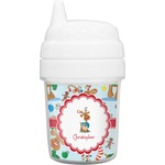 Reindeer Baby Sippy Cup (Personalized)