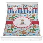 Reindeer Comforters (Personalized)