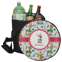Reindeer Collapsible Cooler & Seat (Personalized)