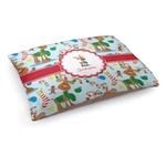 Reindeer Dog Bed (Personalized)