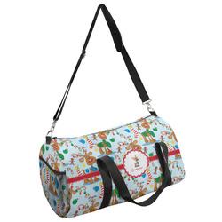 Reindeer Duffel Bag - Multiple Sizes (Personalized)