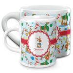 Reindeer Espresso Cups (Personalized)