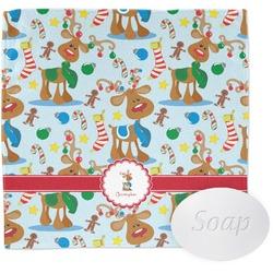Reindeer Washcloth (Personalized)