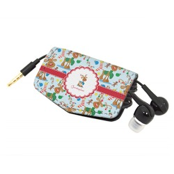 Reindeer Genuine Leather Cord Wrap (Personalized)