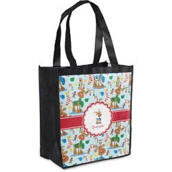 Reindeer Grocery Bag (Personalized)