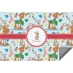 Reindeer Indoor / Outdoor Rug (Personalized)