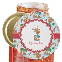 Reindeer Jar Opener (Personalized)