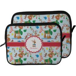 Reindeer Laptop Sleeve / Case (Personalized)