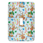 Reindeer Light Switch Covers (Personalized)