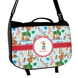 Reindeer Messenger Bag (Personalized)