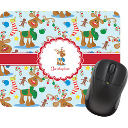 Reindeer Mouse Pad (Personalized)