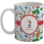 Reindeer Coffee Mug (Personalized)