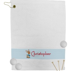 Reindeer Golf Towel (Personalized)