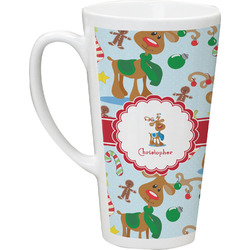 Reindeer Latte Mug (Personalized)