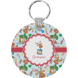 Reindeer Keychains - FRP (Personalized)