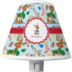 Reindeer Shade Night Light (Personalized)