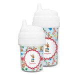 Reindeer Sippy Cup (Personalized)