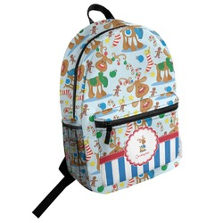 Reindeer Student Backpack (Personalized)
