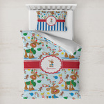 Reindeer Toddler Bedding w/ Name or Text