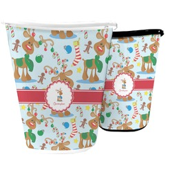 Reindeer Waste Basket (Personalized)