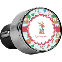 Reindeer USB Car Charger (Personalized)