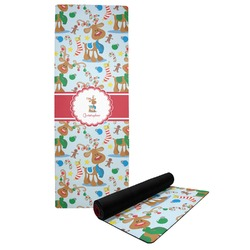 Reindeer Yoga Mat (Personalized)