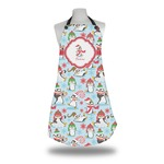 Christmas Penguins Apron (Personalized)