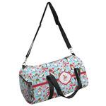 Christmas Penguins Duffel Bag (Personalized)