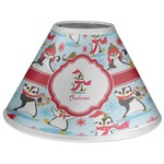 Christmas Penguins Coolie Lamp Shade (Personalized)