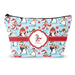 Christmas Penguins Makeup Bags (Personalized)