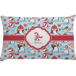 Christmas Penguins Pillow Case (Personalized)