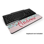 Christmas Penguins Keyboard Wrist Rest (Personalized)
