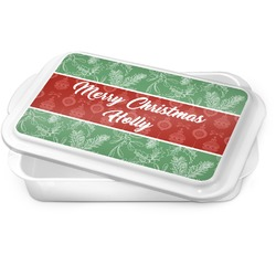 Christmas Holly Cake Pan (Personalized)