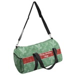Christmas Holly Duffel Bag (Personalized)