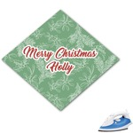 Christmas Holly Graphic Iron On Transfer (Personalized)