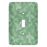 Christmas Holly Light Switch Covers (Personalized)