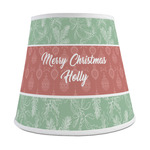 Christmas Holly Empire Lamp Shade (Personalized)