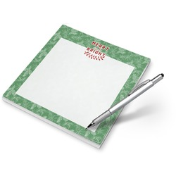 Christmas Holly Notepad (Personalized)