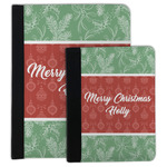 Christmas Holly Padfolio Clipboard (Personalized)